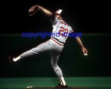 Jim Palmer Baltimore Orioles 1965-84 HOF'er 1990 Color 8x10 A