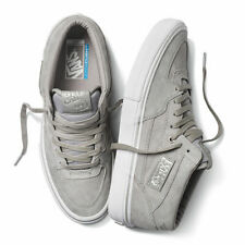 a14b7f1e60 New ListingVans Half Cab Pro 25th Anniversary Skate Shoes Suede Silver Mens  Size 8