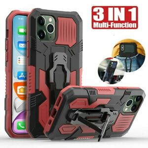 Heavy Duty Protection Armor Case For iphone 13 Pro Max XR 11 12Pro 7 8 6 SE 2020
