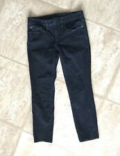 Womens Tory Burch Cropped Skinny Jean Size 25