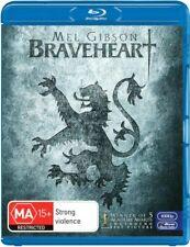Braveheart (Blu-ray) Brave Heart New Sealed AU