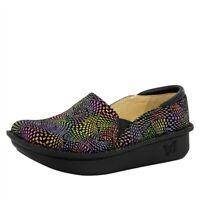 Alegria Debra Viewmaster Rainbow Loafer Sz 11.5 12 US 42 EU Comfort NEW