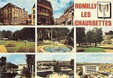 BR9926 Romilly sur Seine l hotel de ville  france