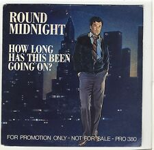 "7"" OST Round midnight How long has this been going on ? Cluzet Hancock Michelot"