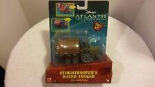 Disney Atlantis The Lost Empire Stormtroopers Water Tanker Sealed Mattel 2000