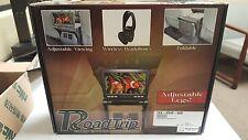 Vizualogic RoadTrip Elite 8 Center Console Armrest DVD - In Car Video Rear Seat