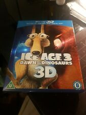 Blue ray ,ice age 3 ,3D