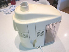 Moulinex Fruit/vegetable juice extractor cleaned ,tested perfect,great operation