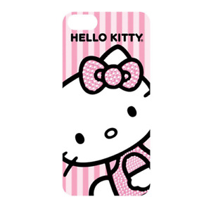 Hello Kitty Bling HK-53709-BLG Accented Hardshell Case for iPhone 5