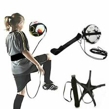 Soccer Ball Juggle Auxiliary Circling Belt Football Training Solo Trainer