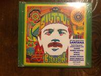 SANTANA- CORAZON-Slipcase-CD-2014 - RCA-BRAND NEW  FACTORY SEALED