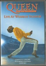 QUEEN LIVE at The Wembley Stadium 2 DVD We Are the Champions BOHEMIAN RHAPSODY