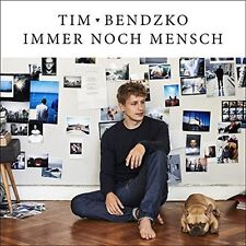 Tim Bendzko - Immer Noch Mensch [New CD] Germany - Import