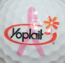 (1) YOPLAIT YOGURT LOGO GOLF BALL