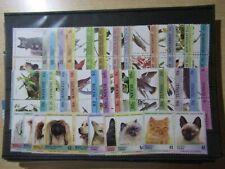 S192/5793 HUNDE DOGS Lot Sätze Karibik xx