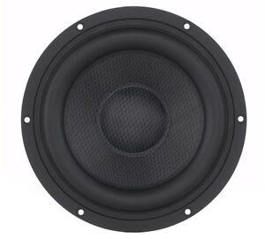 "VISATON TIW 200 XS 8Ohm Highend Tieftöner Bass Lautsprecher 20cm 200mm 8"" #1340"
