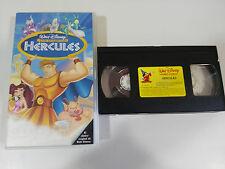 HERCULES VHS CINTA LOS CLASICOS DE WALT DISNEY COLECCIONISTA EDICION ESPAÑOLA