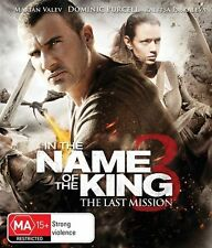In The Name Of The King 3 : Last Missions : NEW Blu-Ray