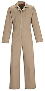 Walls 61112TA Mens Double Thick Cotton Work Coverall FAST FREE USA SHIPPING