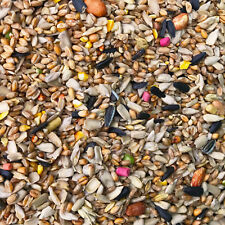 20Kg Supreme Garden Wild Bird Seed Food Enriched with Sunflower Hearts & Suet