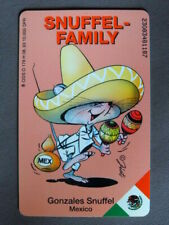 O 179 H 08.93 MINT Duitsland - Snuffel Family / Mexico   opl 10000