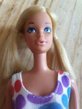 BARBIE STEFFIE FACE DOLL SUN LOVIN' MALIBU PJ KELLEY TRACY WHITNEY 1978 TAN LINE
