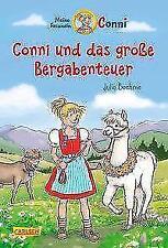 Conni-Erzählbände 30: Conni und das große Bergabenteuer von Julia Boehme (2017, Gebundene Ausgabe)