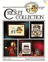 Cross Eyed Cricket NOAH'S ARK for Counted Cross Stitch No. 85