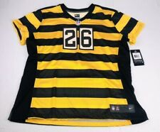 ad86b4ebc Nike on Field Women s Pittsburgh Steelers LeVeon Bell Throwback Jersey  26  2xl