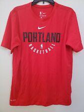 Nike NBA Portland Trailblazers Graphic T-shirt  Mens Size L Pre-owned