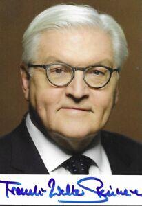 171° POLITIK: DR.FRANK-WALTER STEINMEIER...