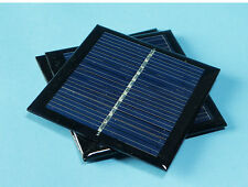 65*65*3mm 20g 5.5v 0.6w 90mA mini solar panel for small solar system solar cells