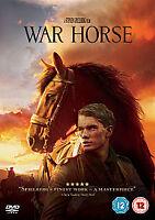 War Horse DVD (2012) Jeremy Irvine, Spielberg (DIR) cert 12