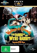 Wallace And Gromit The Curse Of The Were-Rabbit DVD GAME (2005)