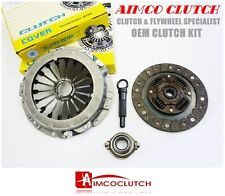 AMCHD ORGANIC CLUTCH KIT FITS FOR 2004-2009 KIA SPECTRA SPECTRA 5 2.0L