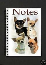 Chihuahua (Smooth) Notebook / Notepad By Starprint - Auto combined postage