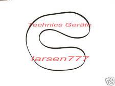 TECHNICS sl3/SL 3 ORIGINALE 4mm ampio Cinghia * NUOVO * peese * belt *