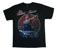 ROLLING STONES - Tour Poster - T SHIRT S-M-L-XL-2XL Brand New - Official T Shirt