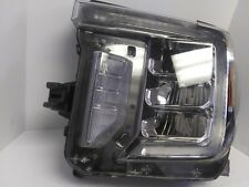 2019 2020 GMC Sierra 2500 3500 LED Headlight Left Hand OEM