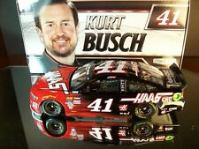 Kurt Busch #41 Haas Automation 2017 Ford Fusion 1:24 Lionel 1 of 649