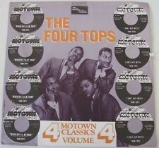 THE FOUR TOPS Reach Out NOTHERN SOUL France TAMLA SP UNPLAYED Archive Copy NMINT