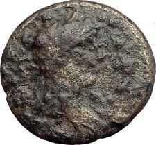 HADRIAN 117AD Apollonis Lydia Authentic Ancient Roman Coin DIONYSUS Rare i63675