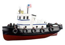 Playtastic Schiff-Bausatz - Schlepper - aus Holz (70 Teile)