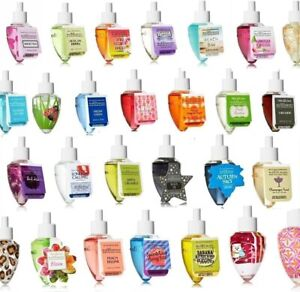 Bath & Body Works Wallflower Refill- 9 Flavors Available- Brand New