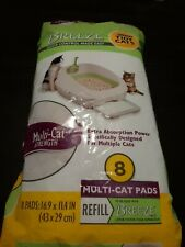 Tidy Cats Breeze Multi-Cat Pads Refill Pack (8 Pads)