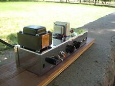 10/5W Octal Tweed Princeton Working Chassis Carl's Custom Amps!! Premium Parts!!