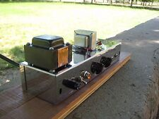 10/5W Octal Tweed Princeton Working Chassis Carl's Custom Amps!! Great tone!