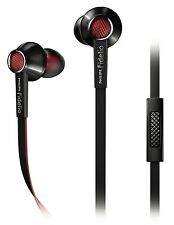 Philips Fidelio S1 In-Ear Stereo Wired Headphones With Mic Remote Earphone Black