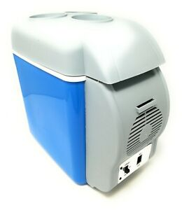 Mini Frigo Portatile Da Viaggio Per Auto Camper 7,5 L Caldo E Freddo + Cavo 12V-
