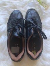 PERRY ELLIS Portfolio Luigi Shoes Fashion Sneakers Black/Brown Men's Size 9